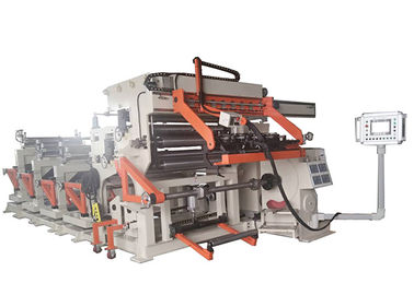 China Four Foil Decoilers Transformer LV Winding Machine Max 1200mm Width Strip supplier