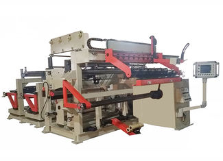 China Automatic Copper Foil Coil Winding Machine 15kw Motor Driven With TIG Welding supplier