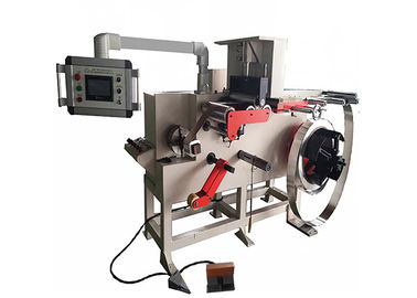 China Cantilever Automatic Foil Coil Winding Machine With One Layer Of Copper Strip supplier