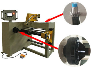 China Electronically Programmable Transformer Winding Machine For 800mm Height Coil supplier