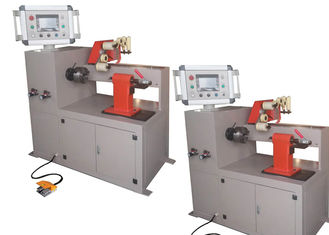 China Automatic 250mm Height Coil Winding Machine With Servo Motor Driven Wire Guide supplier