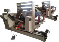 China Core Clumping Simple Foil Winding Machine For Reactor With Two Layers Conductor company