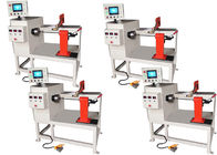 China PLC Control System Small Coil Winder Machine For Transformer High Automation factory