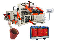 China CE Certified Main Electric Parts Auto Coil Winding Machine For Cast Resin Transformer company