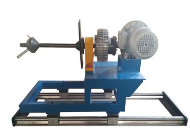 Motor Driven Tension Coil Stand For One 600mm Outer Diameter Wire Reel